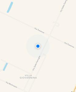 La localizzazione dei campi dove sono stati seminati i grani antichi