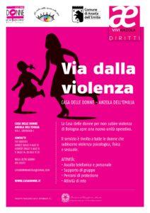 Casa delle donne Anzola_Via dalla violenza_locA3-001