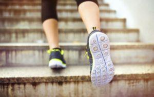 running-stairs