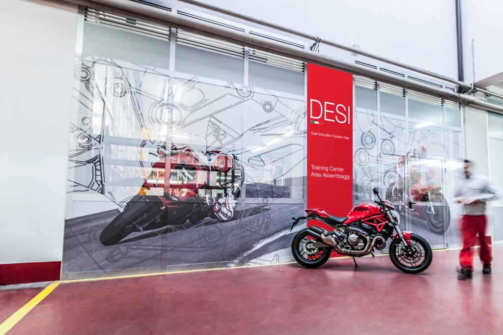 Ducati Training Center 1 LR