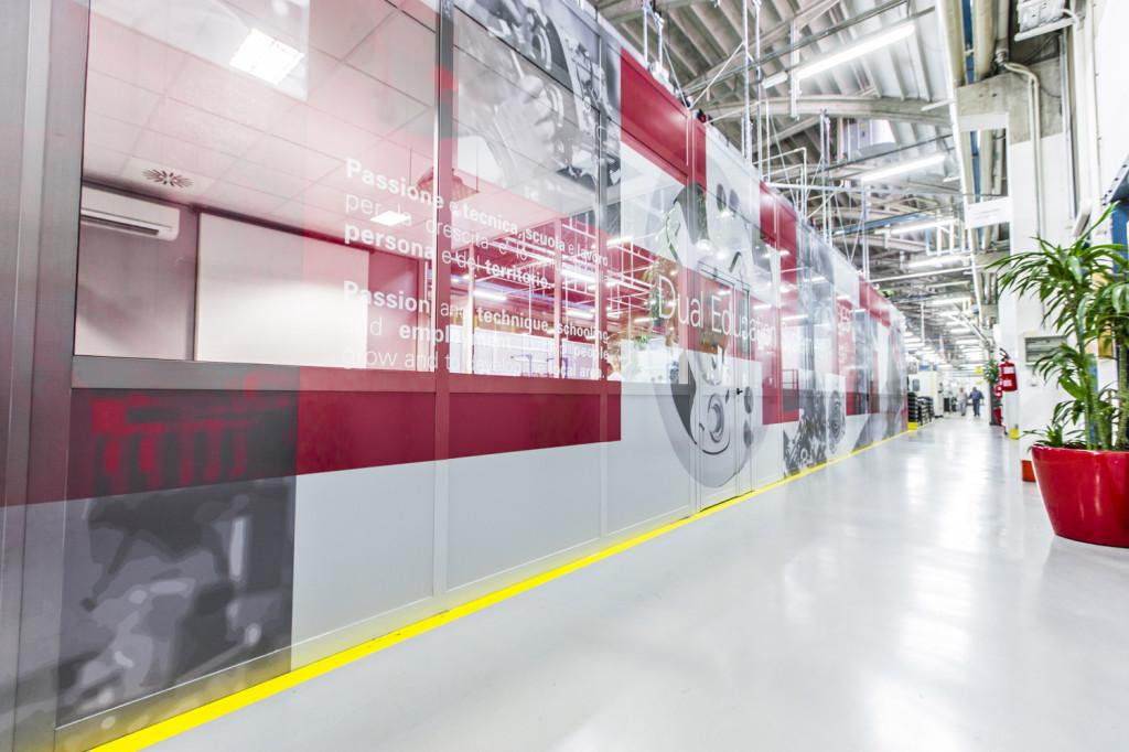 Ducati Training Center 5 LR