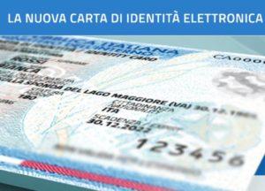 carta identit elettronica