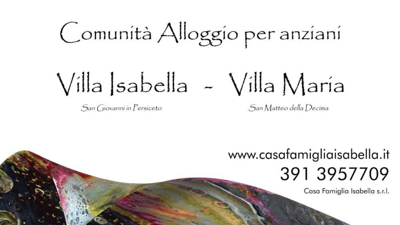 Villa Isabella Villa Maria Diario Della Gestione Dell Emergenza Sanitaria Da Covid 19 Carta Bianca News